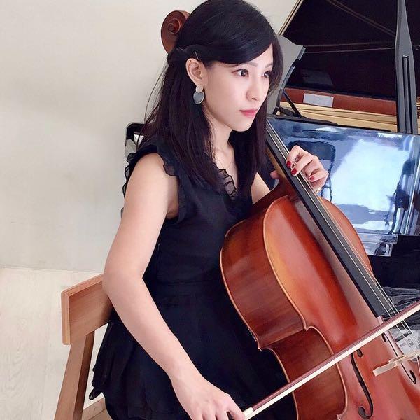 八月新主播🎻大提琴艾莎